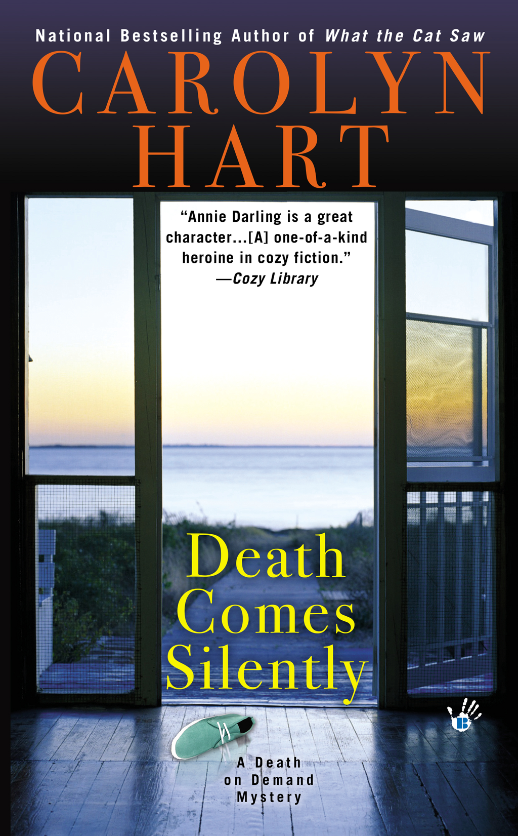 Death Comes Silently By: Carolyn Hart