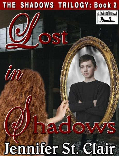 A Beth-Hill Novel: The Shadows Trilogy Book 2: Lost In The Shadows