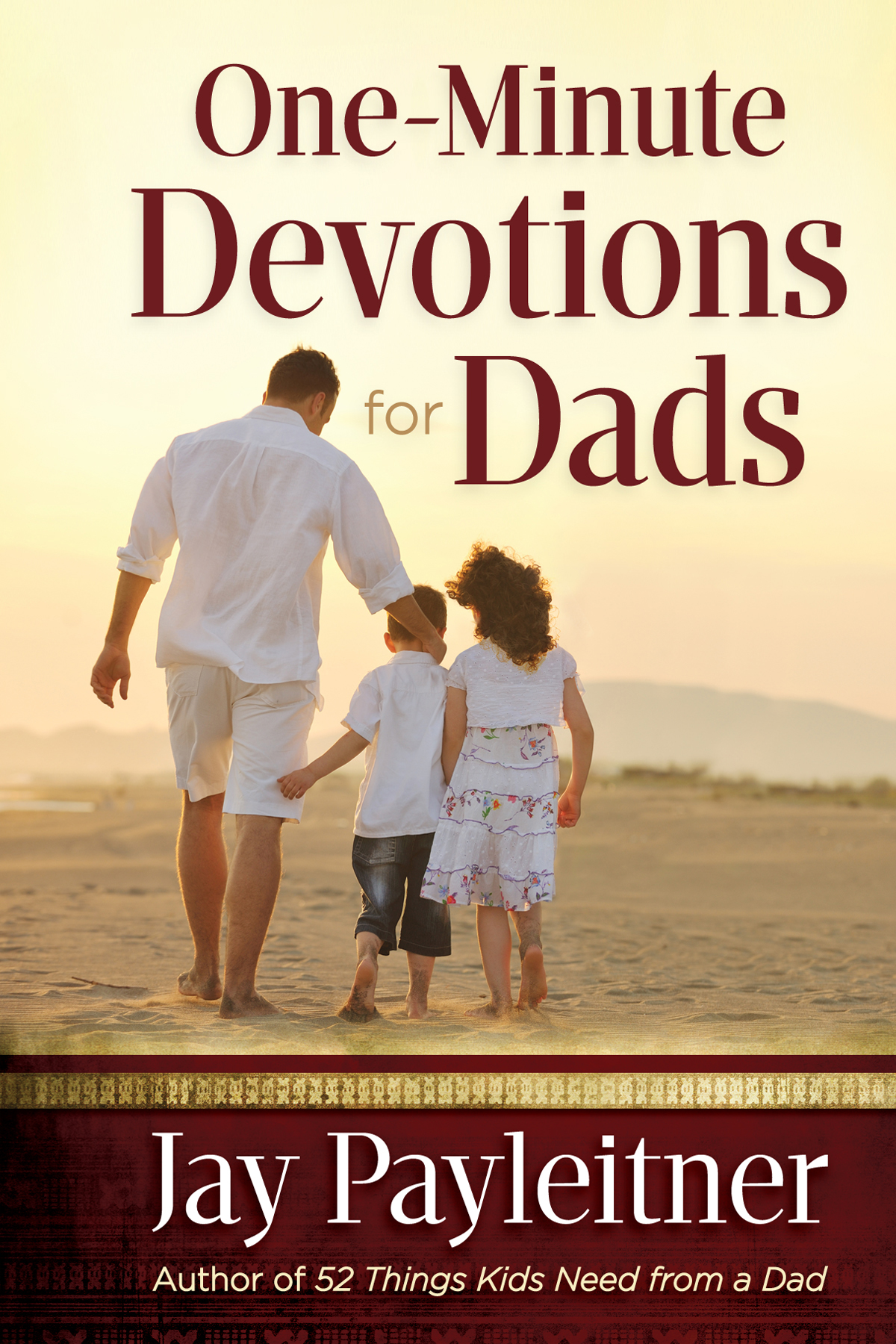 One-Minute Devotions for Dads