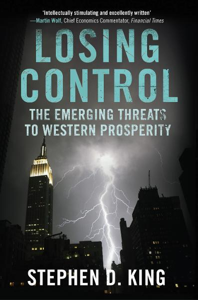 Losing Control By: Stephen D. King