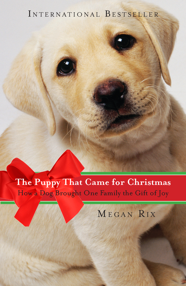 The Puppy That Came for Christmas: How a Dog Brought One Family the Gift of Joy By: Megan Rix