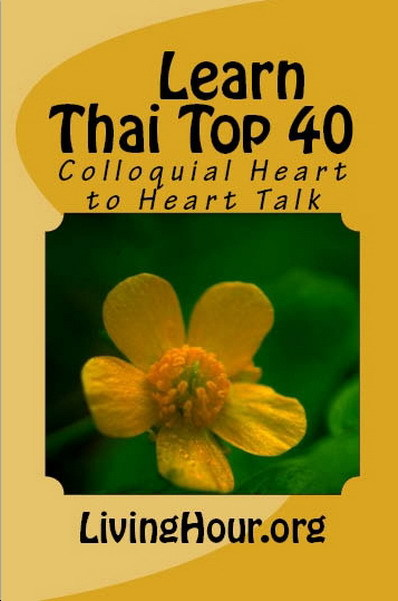 Learn Thai Top 40: Heart to Heart Talk (with Thai Script)