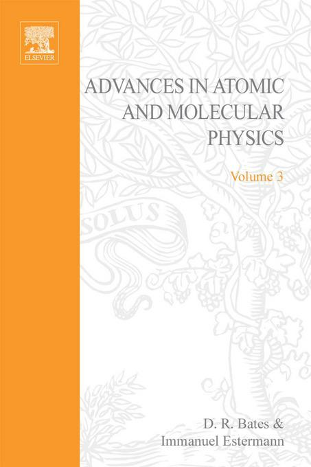ADV IN ATOMIC & MOLECULAR PHYSICS V3