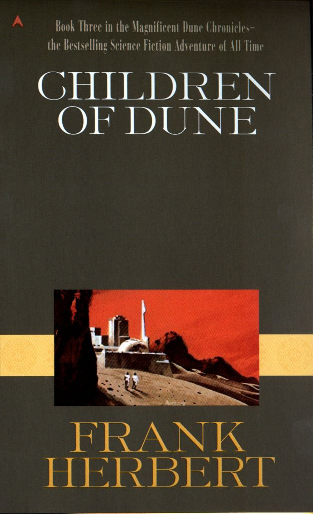 Children of Dune By: Frank Herbert