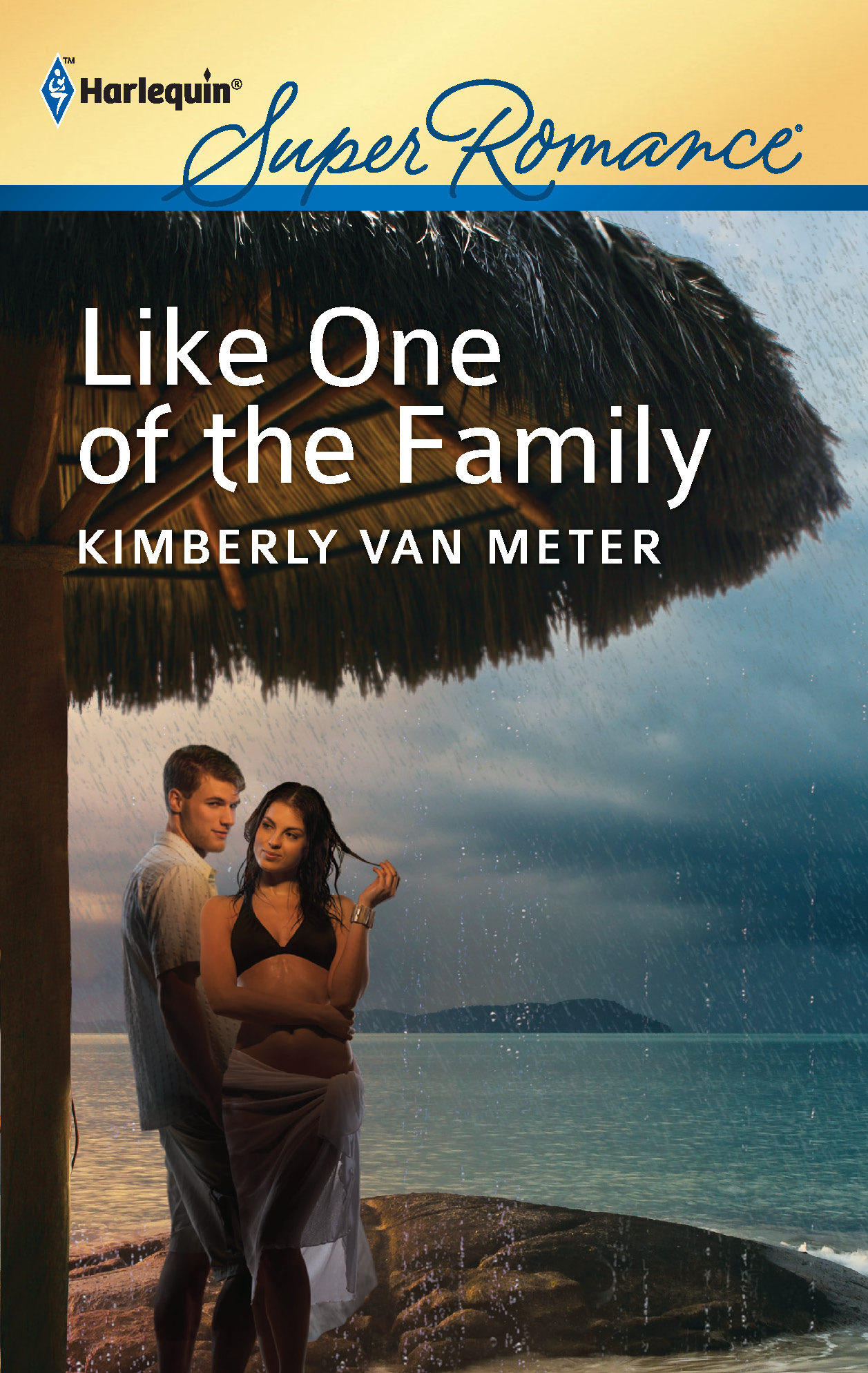 Like One of the Family By: Kimberly Van Meter