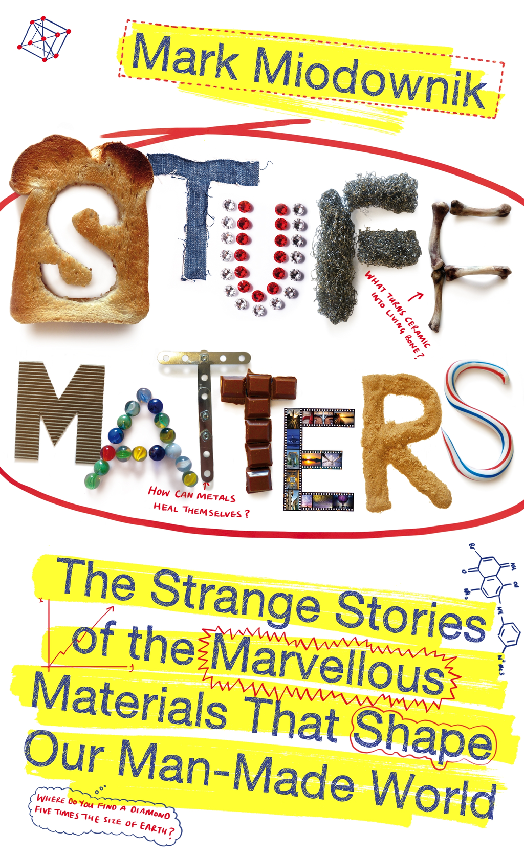 Stuff Matters The Strange Stories of the Marvellous Materials that Shape Our Man-made World