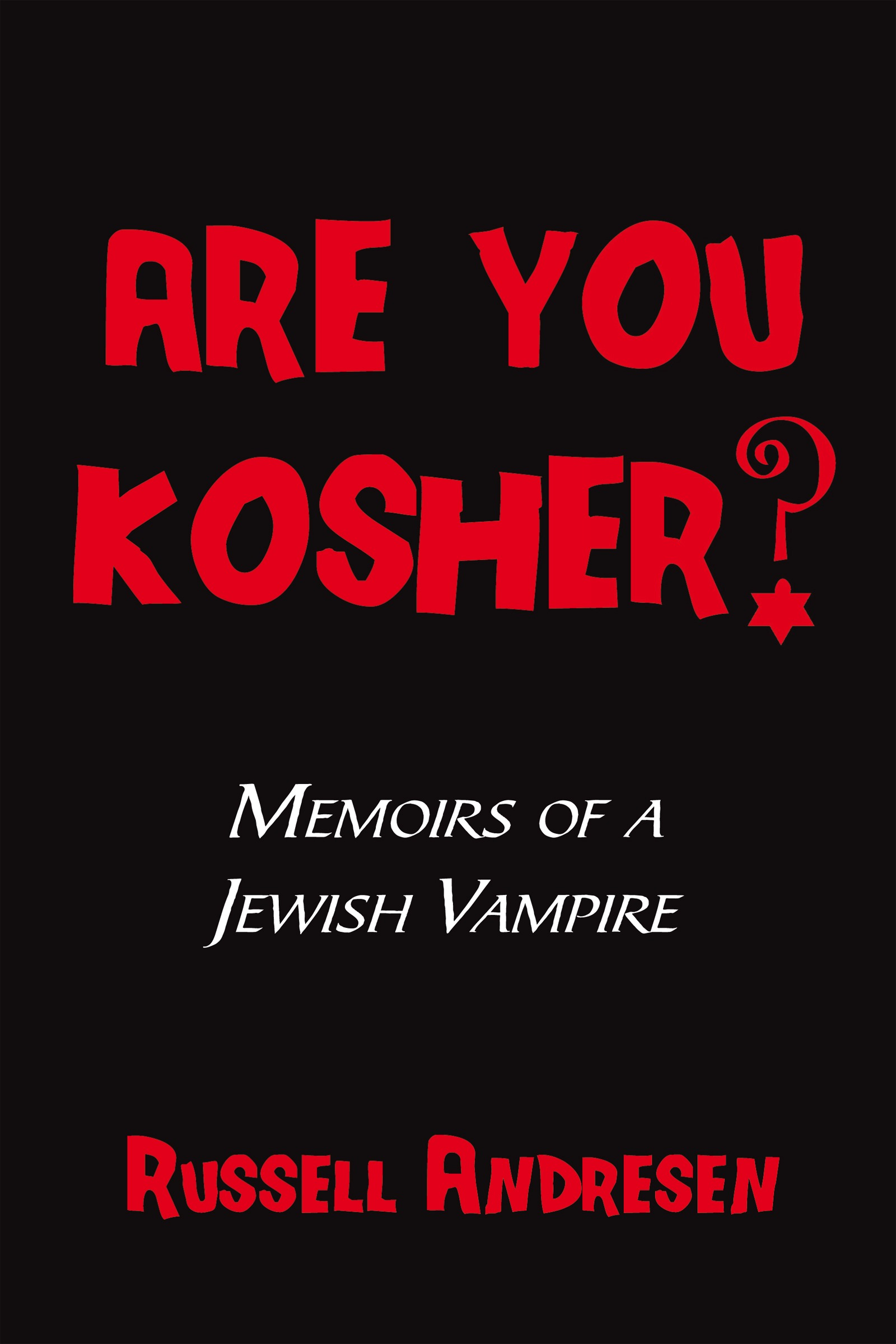 Are You Kosher?
