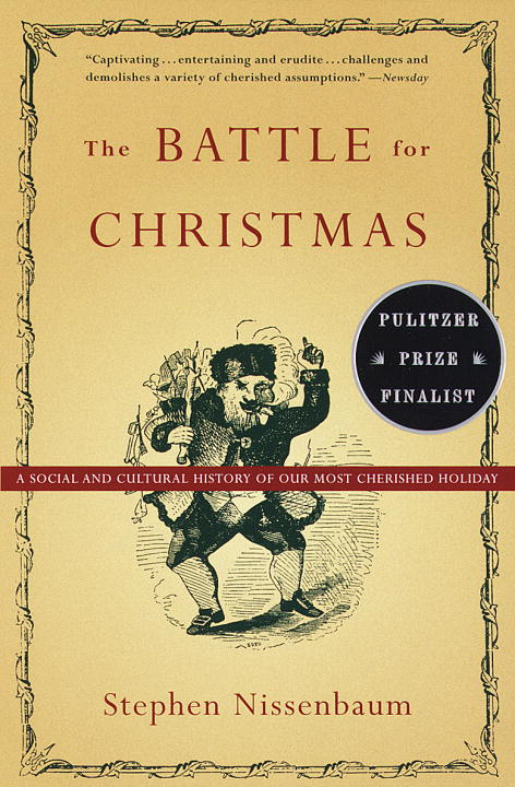 The Battle for Christmas By: Stephen Nissenbaum