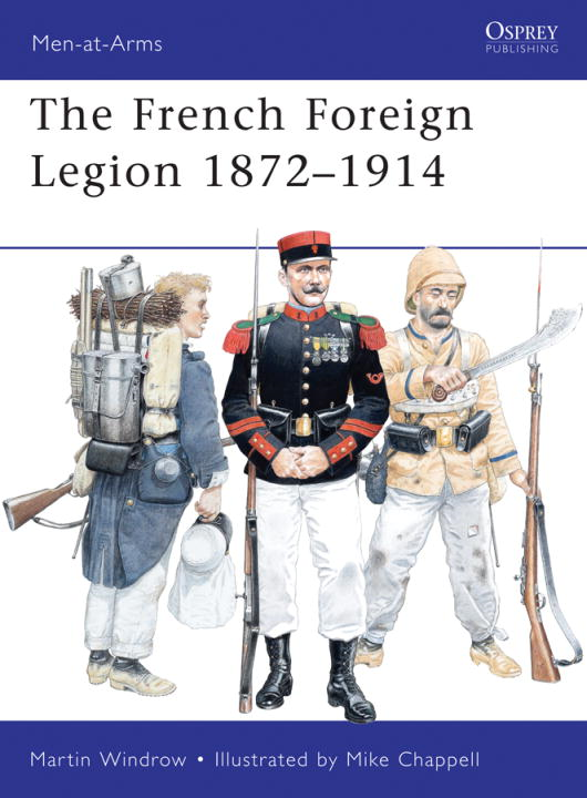 French Foreign Legion 1872-1914