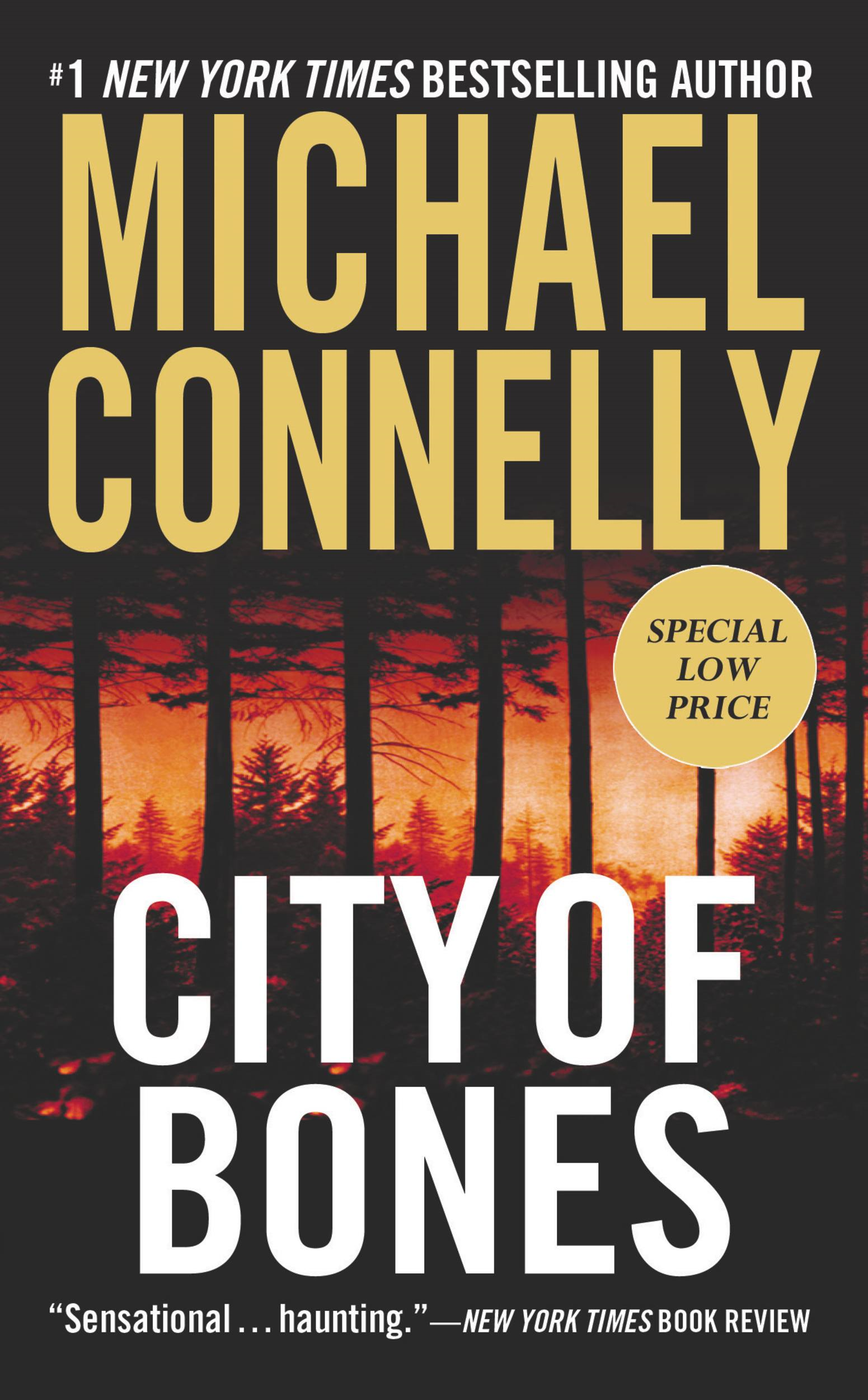 City of Bones By: Michael Connelly