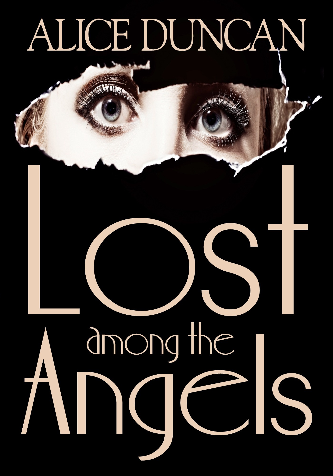 Lost Among the Angels By: Alice Duncan