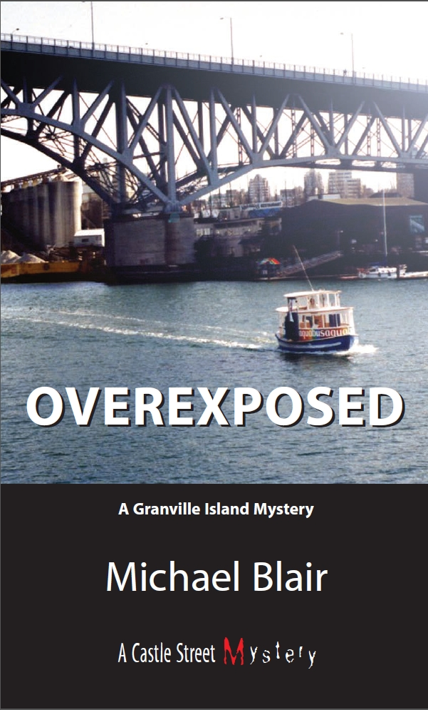 Overexposed By: Michael Blair