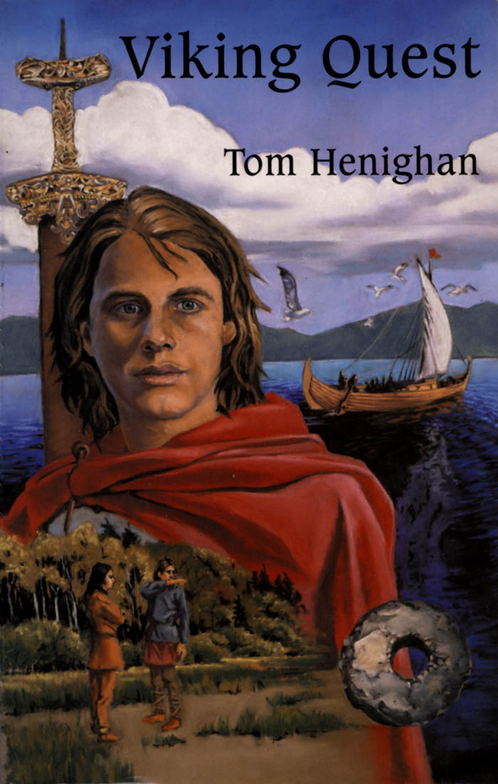 Viking Quest By: Tom Henighan