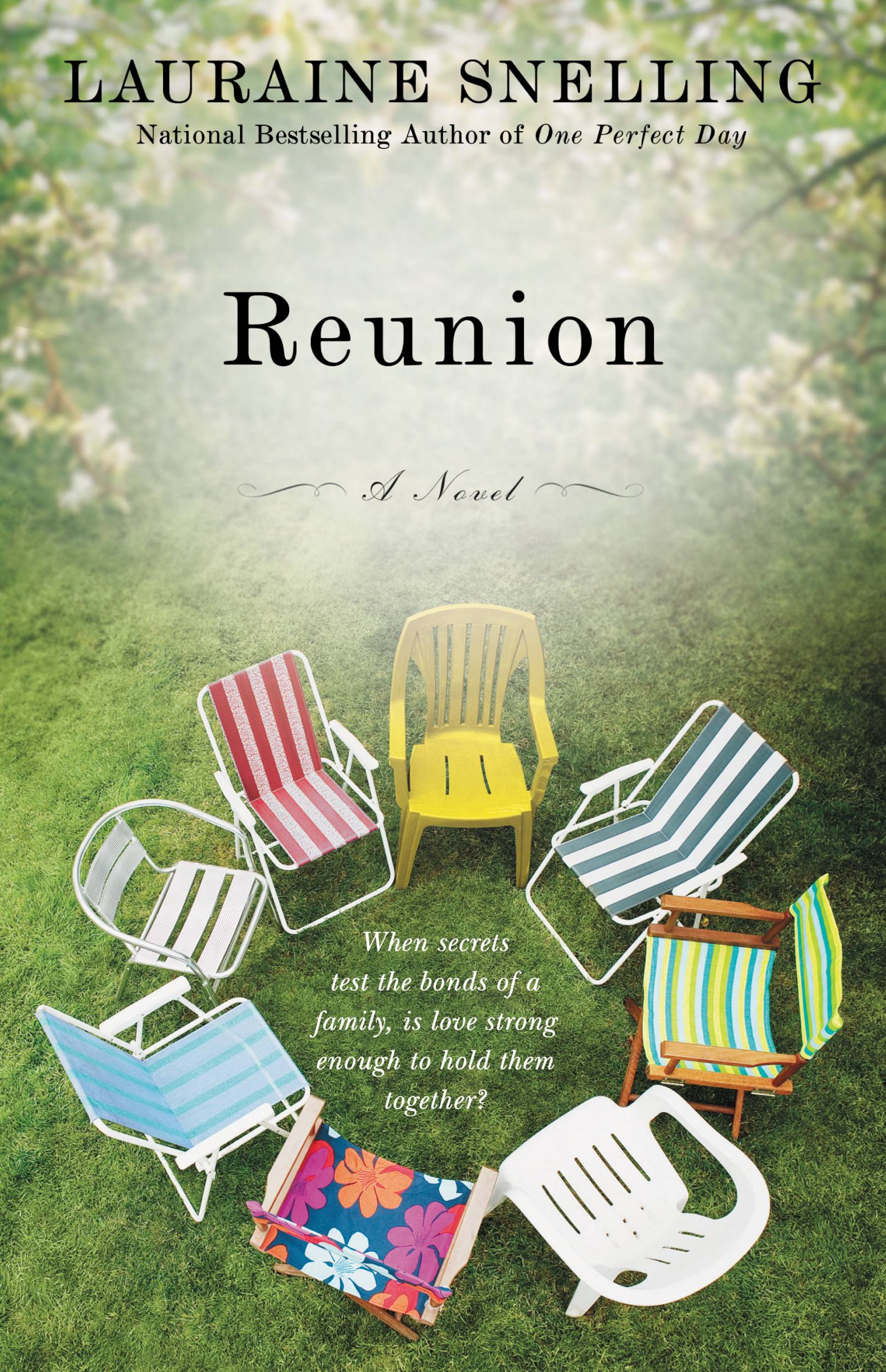 Reunion By: Lauraine Snelling
