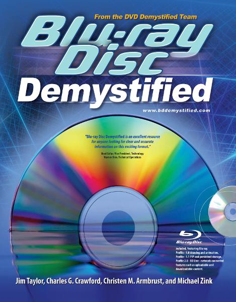Blu-ray Disc Demystified