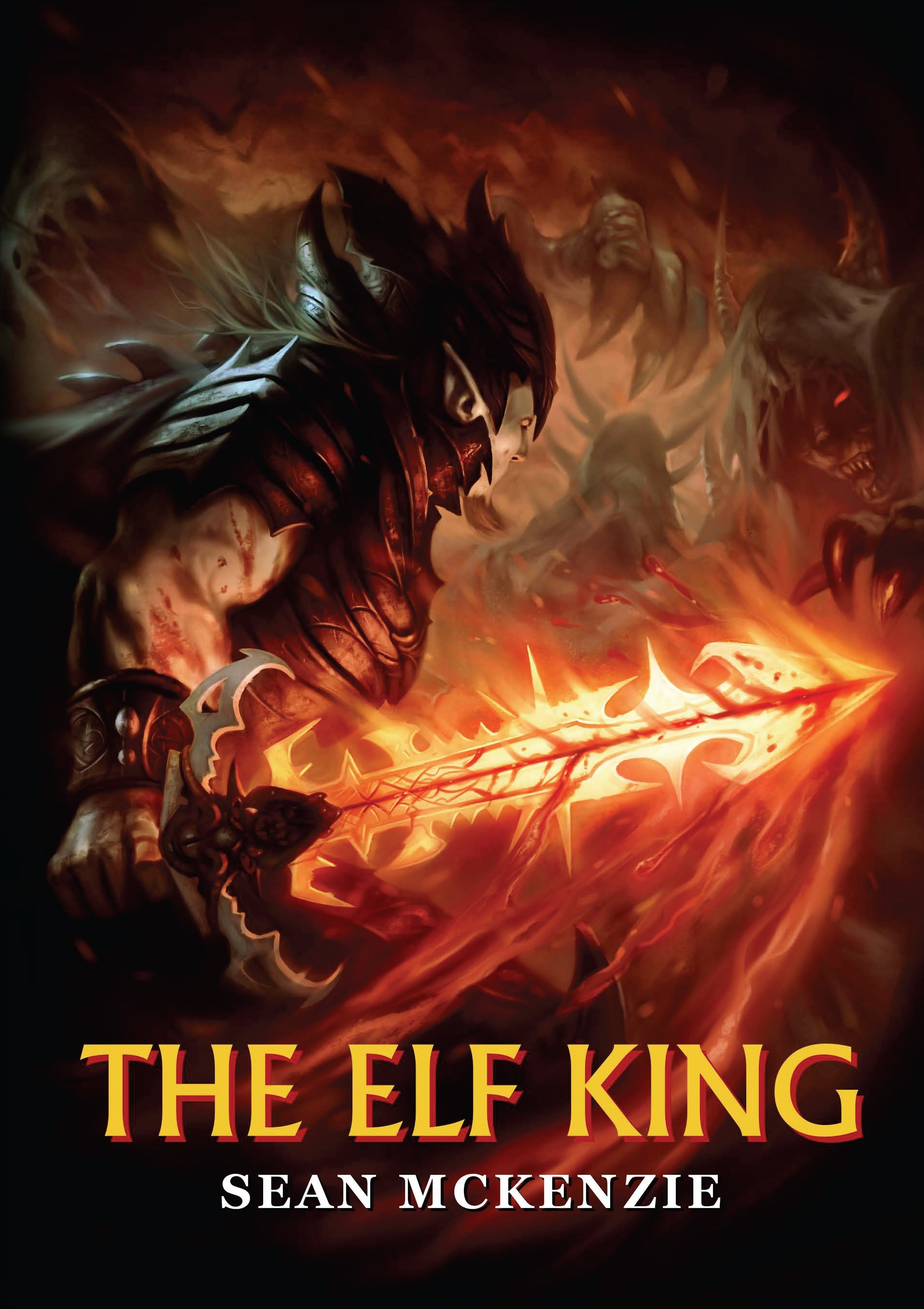 The Elf King By: Sean McKenzie