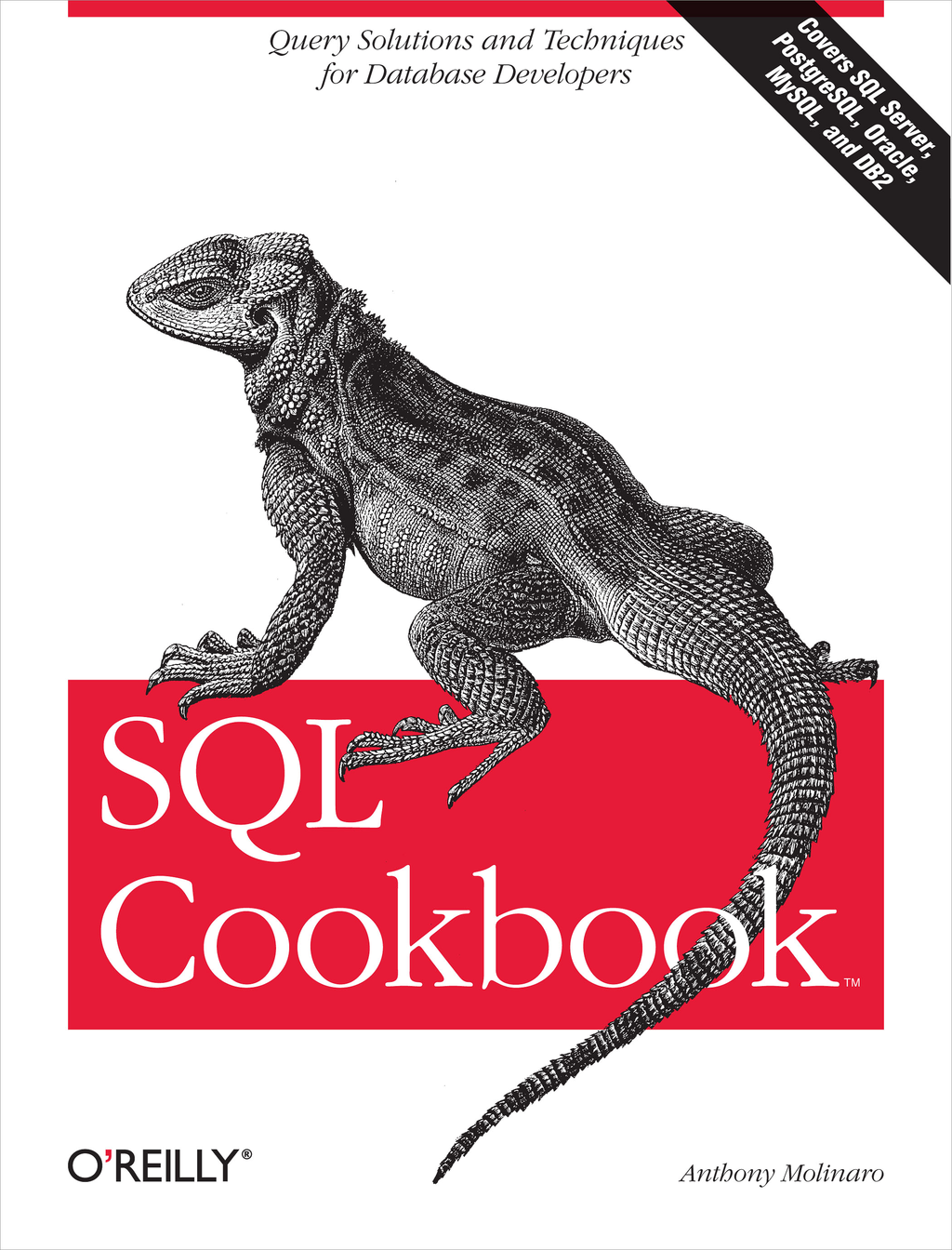 SQL Cookbook By: Anthony Molinaro