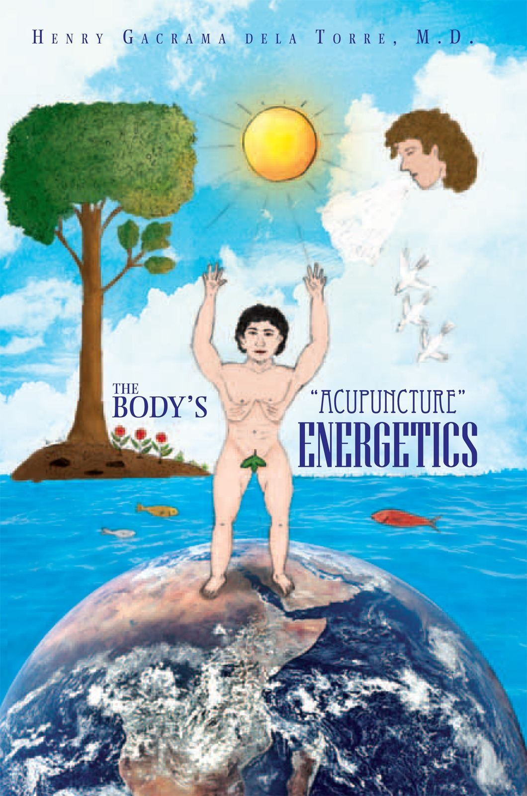 The Body's ''Acupuncture'' Energetics