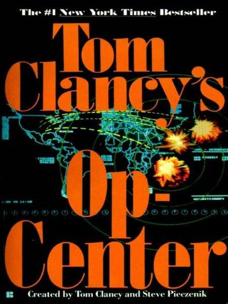 Op-Center 01 By: Steve Pieczenik,Tom Clancy
