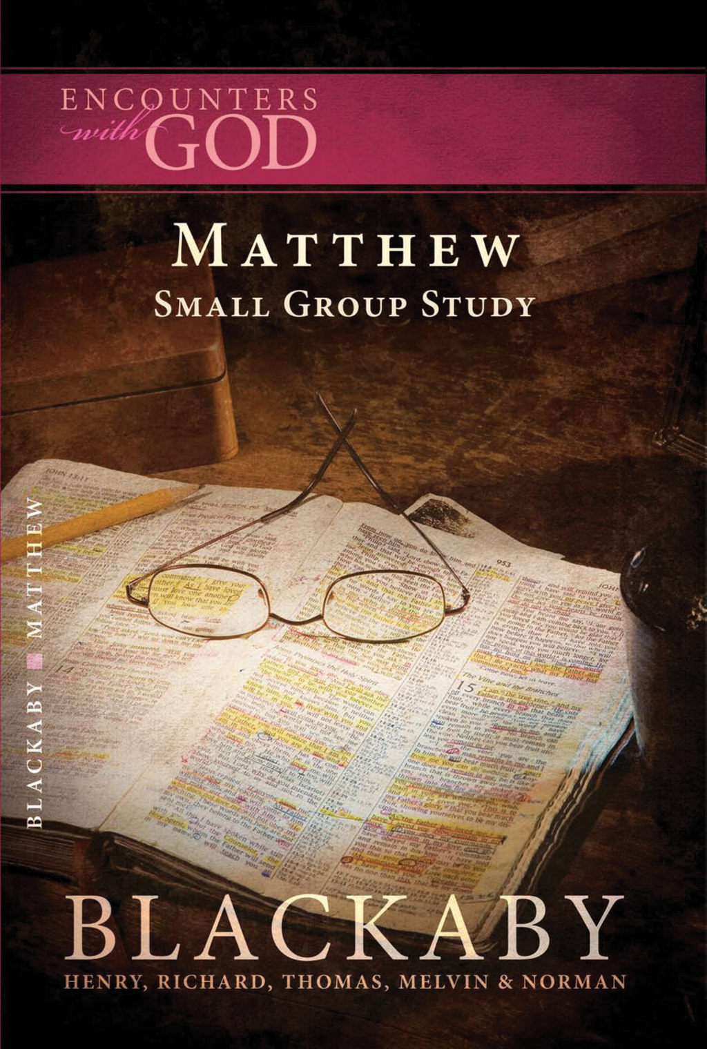 Matthew By: Henry Blackaby