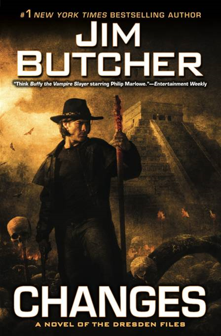Changes: A Novel of the Dresden Files By: Jim Butcher