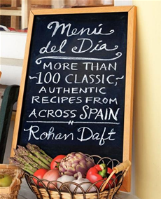 Menu Del Dia More Than 100 Classic, Authentic Recipes From Across Spain