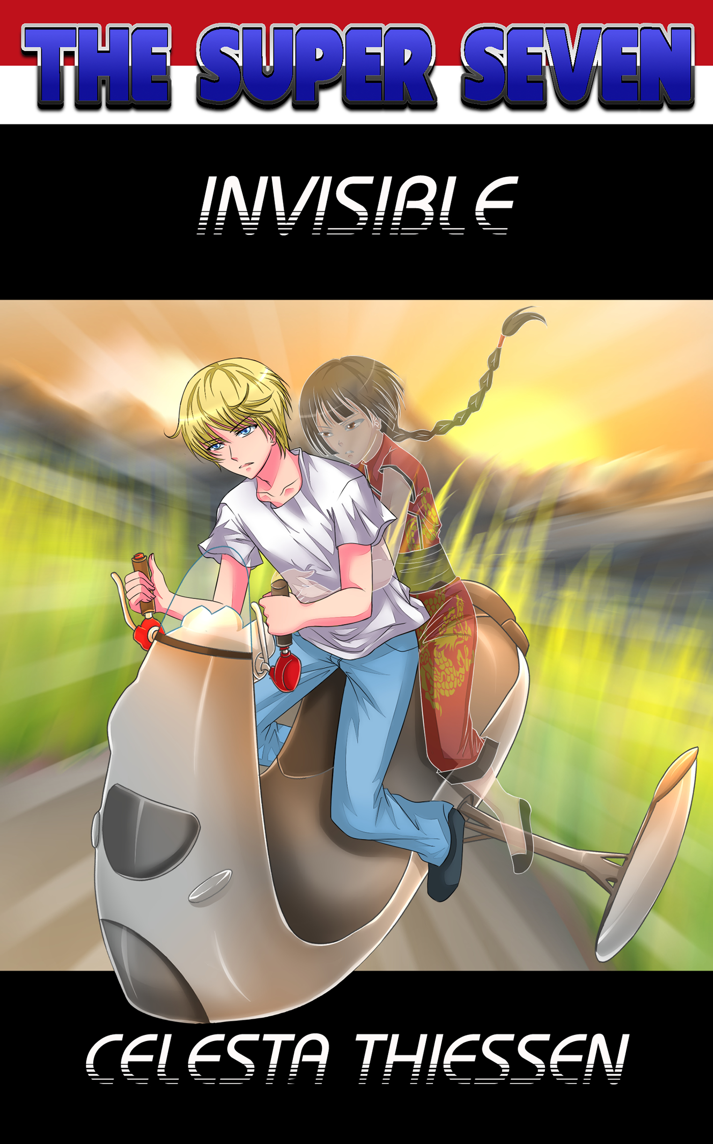 Invisible: The Super Seven