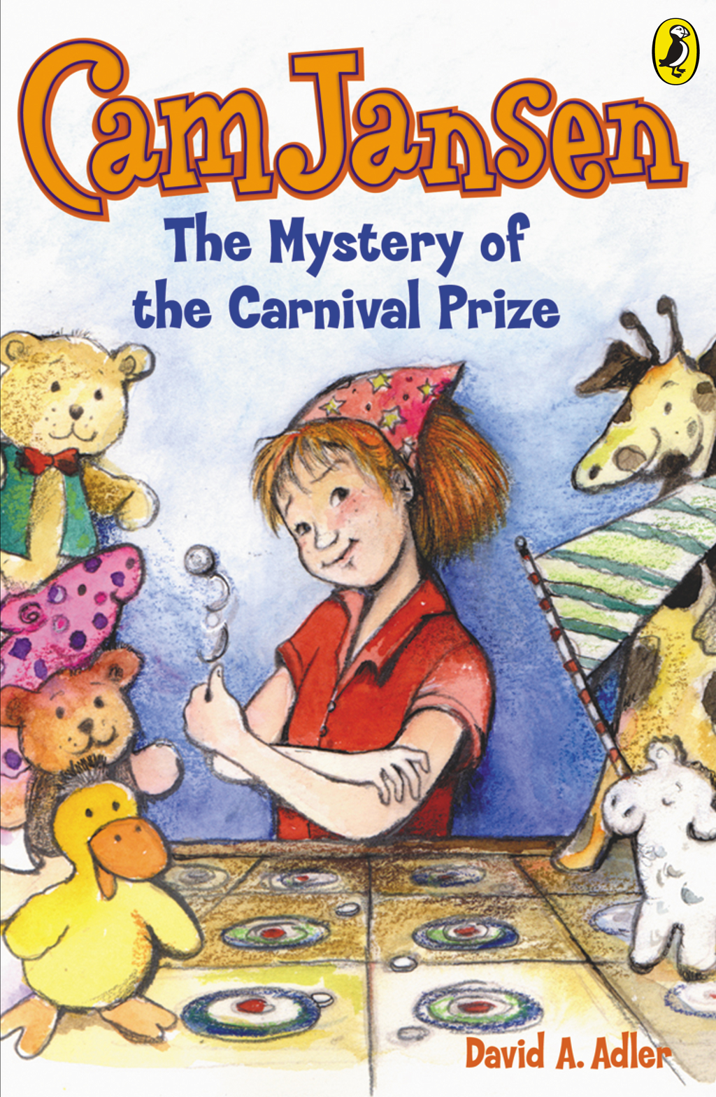 Cam Jansen: The Mystery of the Carnival Prize #9 By: David Adler