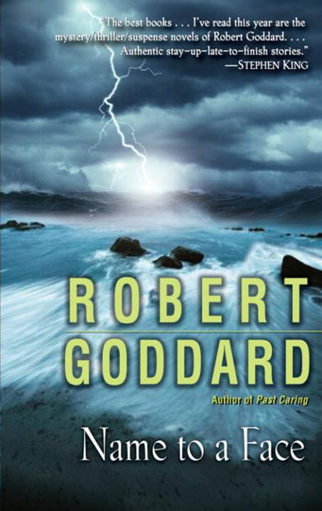 Name to a Face By: Robert Goddard