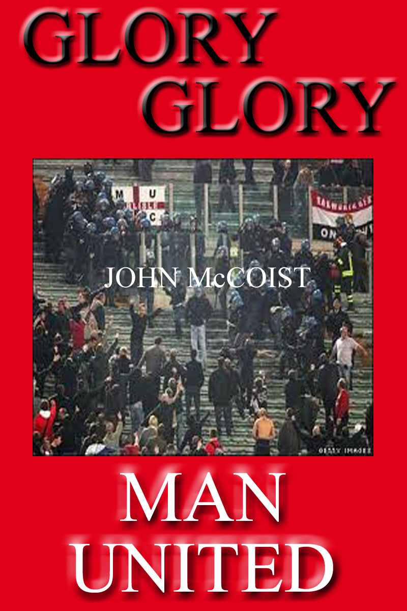 GLORY,GLORY...MAN UNITED