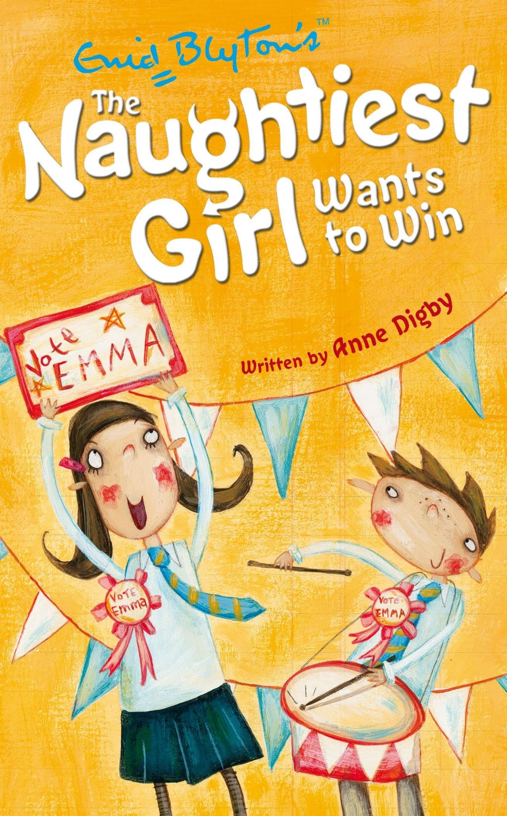 Naughtiest Girl 9: Naughtiest Girl Wants To Win