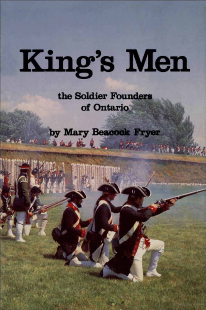King's Men By: Mary Beacock Fryer