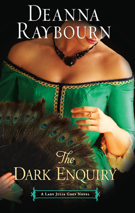 The Dark Enquiry By: Deanna Raybourn