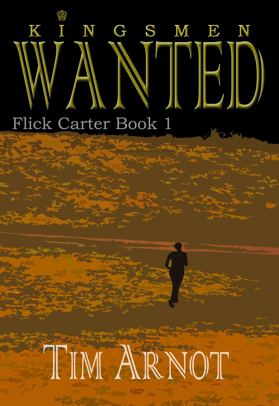 Wanted (Flick Carter, #1)