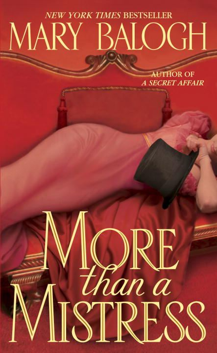 More than a Mistress By: Mary Balogh