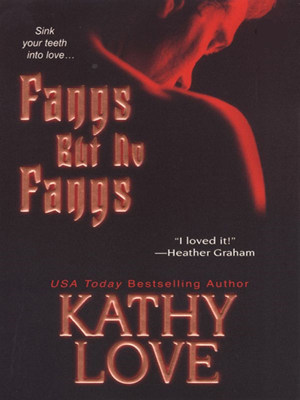 Fangs But No Fangs By: Kathy Love