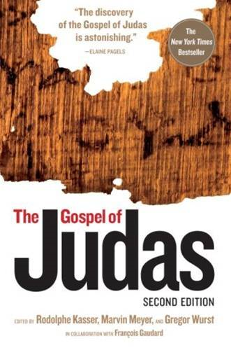 Judas By: Marvin W. Meyer