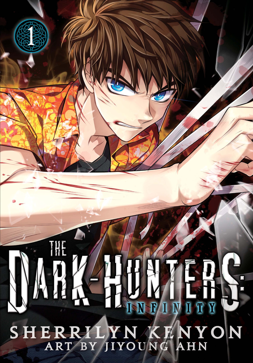 The Dark-Hunters: Infinity,  Vol. 1 The Manga
