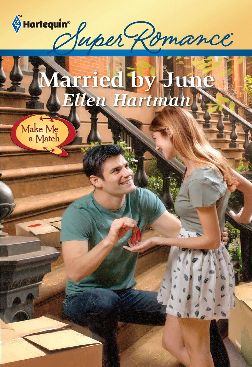 Married by June By: Ellen Hartman