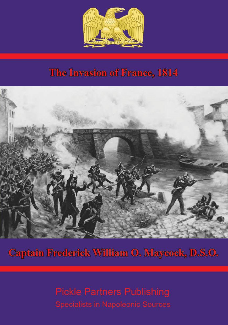 The Invasion of France, 1814
