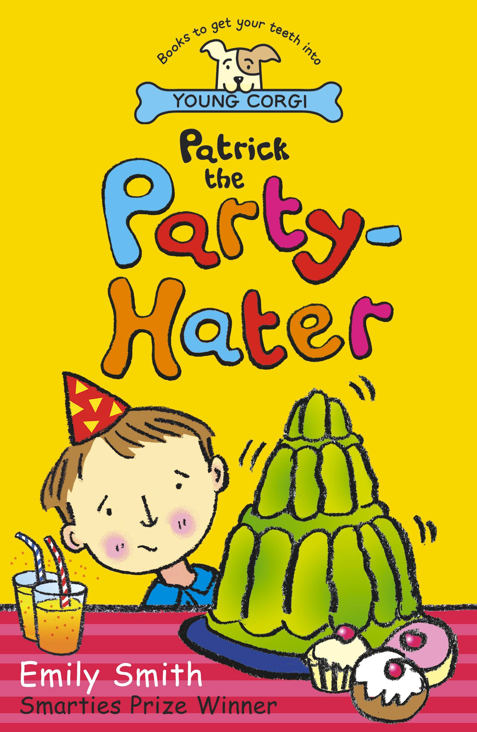 Patrick The Party-Hater