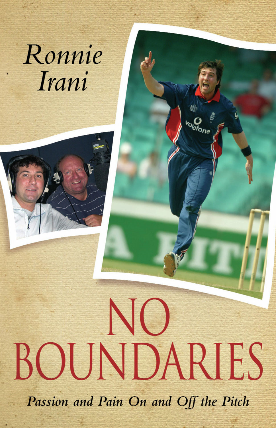 No Boundaries By: Ronnie Irani