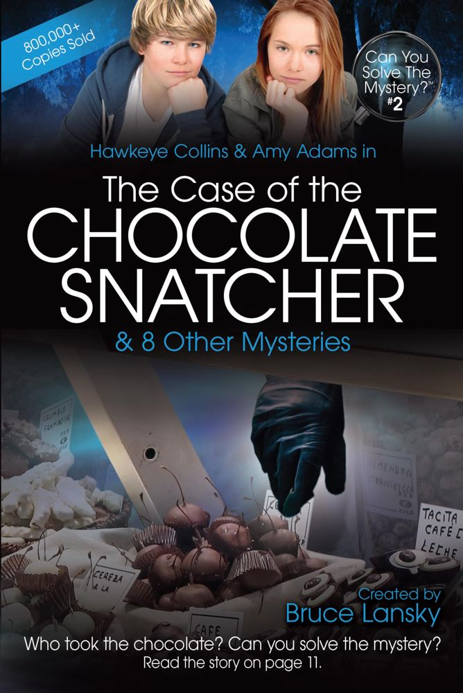 The Case of the Chocolate Snatcher