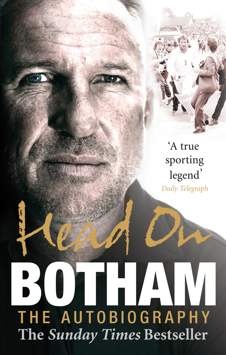 Head On - Ian Botham: The Autobiography