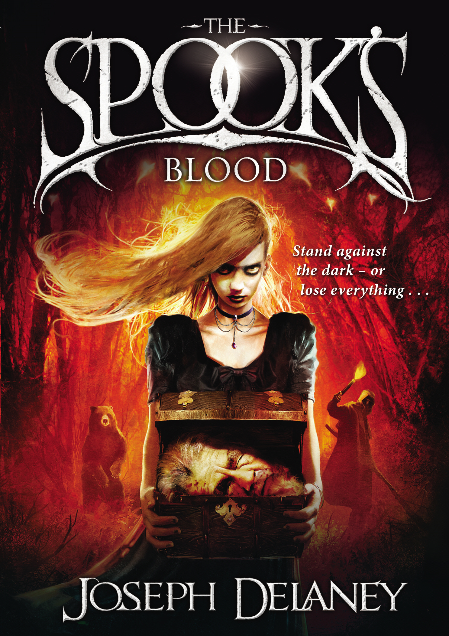 The Spook's Blood By: Joseph Delaney