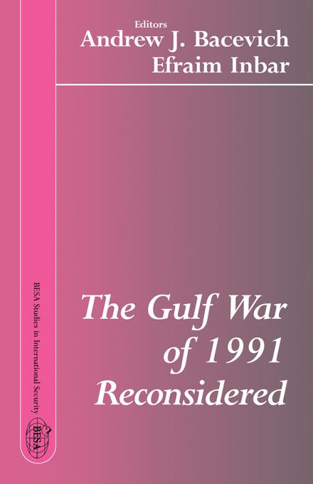 an analysis of the geopolitics and the gulf war of 1991