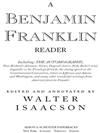 A Benjamin Franklin Reader:
