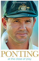Ponting: At The Close Of Play: