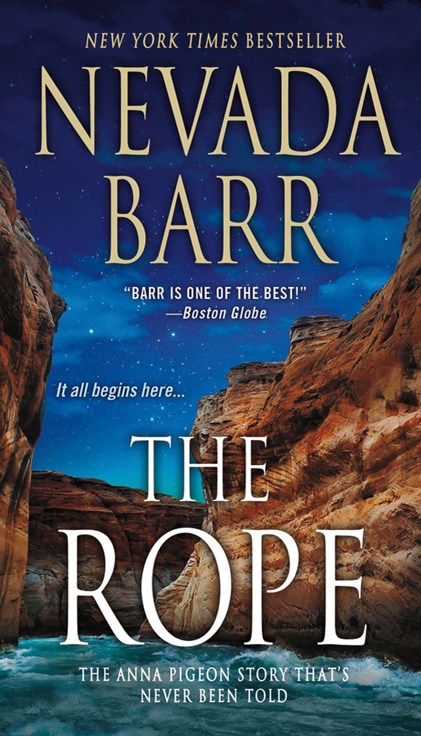 The Rope By: Nevada Barr