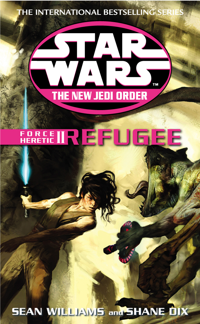 Star Wars: The New Jedi Order - Force Heretic II Refugee